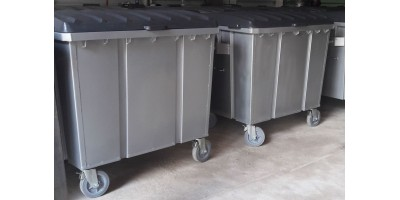 container de lixo 1200 litros